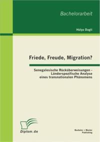 Friede, Freude, Migration? Senegalesische Ruckuberweisungen - Landerspezifische Analyse eines transnationalen Phanomens