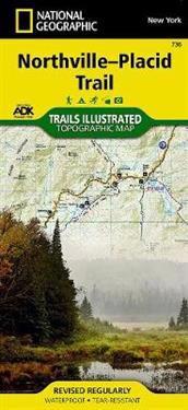 Northville-placid Trail, New York