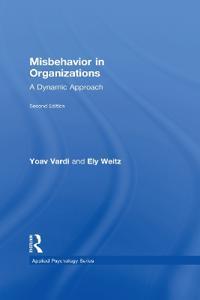 Misbehavior in Organizations