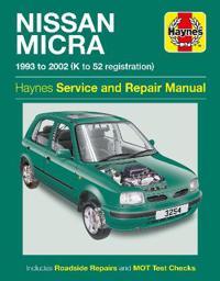 Nissan Micra 93-02