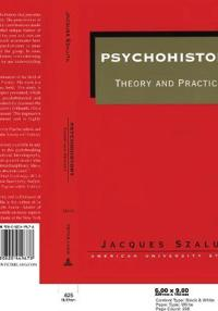 Psychohistory: Theory and Practice