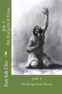 Job 3: An Exegetical Essay