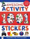 Awesome Activity 1001 Stickers