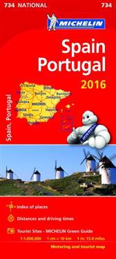 SpainPortugal 2016 National Maps 734