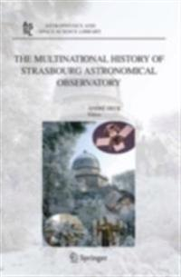 Multinational History of Strasbourg Astronomical Observatory