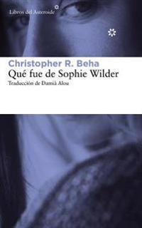 Que Fue de Sophie Wilder