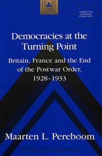 Democracies at the Turning Point