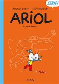 Ariol. Superhästen