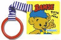 Barnvagnsbok Bamse. Titta och peka