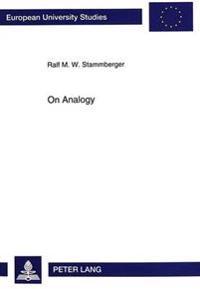 On Analogy