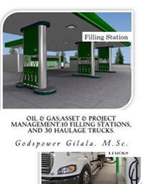 Oil & Gas;asset & Project Management: 10 Filling Stations, and 30 Haulage Trucks.: Africa - Abuja: Build Station & Buy Used Trucks Gbp120.3million Pro
