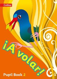 Volar pupil book level 2 - primary spanish for the caribbean