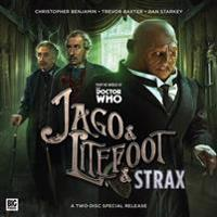 JagoLitefootStrax 1 - The Haunting