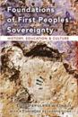Foundations of First Peoples Sovereignty: History, Education and Culture