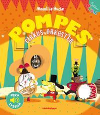 Pompes Cirkus-orkester - Peka, lyssna