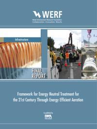 Framework for Energy Neutral Treatment for the 21st Century through Energy Efficient Aeration