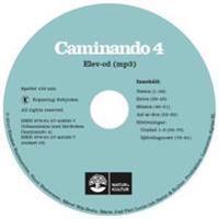 Caminando 4 Lärobok ersättnings-cd, tredje upplagan - Elisabet Waldenström, Ninni Westerman, Märet Wik-Bretz, María José Faci Lucia | Laserbodysculptingpittsburgh.com