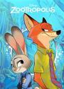 Disney Fönsterbok : Zootropolis