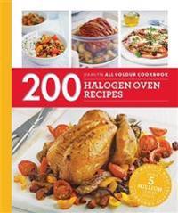 Hamlyn all colour cookery: 200 halogen oven recipes - hamlyn all colour coo