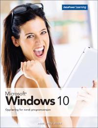 Microsoft Windows 10; opplæring for norsk programversjon