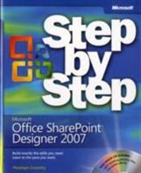 Microsoft Office Sharepoint Designer 2007 Step by Step [With CDROM]