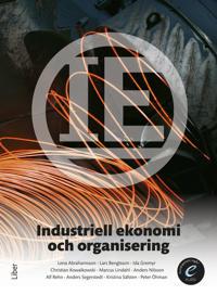 Industriell ekonomi och organisering, bok med eLabb