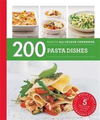 Hamlyn all colour cookery: 200 pasta dishes - hamlyn all colour cookbook