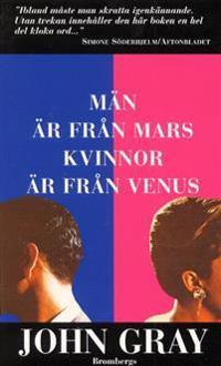Män är från Mars, kvinnor är från Venus