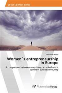 Womens Entrepreneurship in Europe