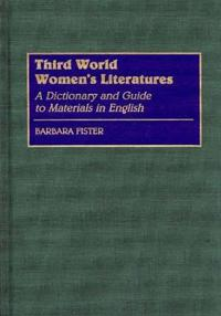Third World Women's Literatures