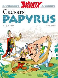 Asterix 36: Caesars papyrus