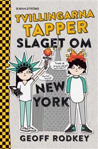 Tvillingarna Tapper 2 : Slaget om New York