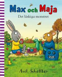 Max och Maja. Det läskiga monstret