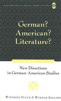 German? American? Literature?