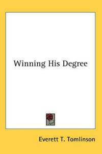 Winning His Degree