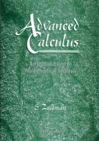 Advanced Calculus, An Introduction To Mathematical Analysis