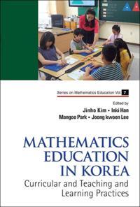 MATHEMATICS EDUCATION IN KOREA - VOL. 1