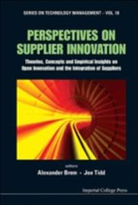 PERSPECTIVES ON SUPPLIER INNOVATION