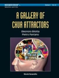 Gallery Of Chua Attractors, A (With Dvd-rom)