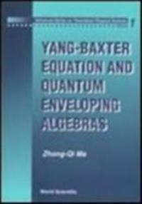 Yang-baxter Equation And Quantum Enveloping Algebras