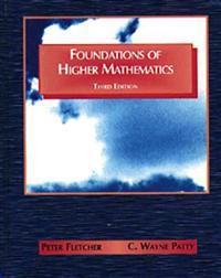Foundations of Higher Mathematics
