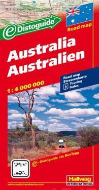 Rand McNally Hallwag Australia
