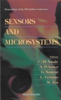SENSORS AND MICROSYSTEMS - PROCEEDINGS OF THE 8TH ITALIAN CONFERENCE