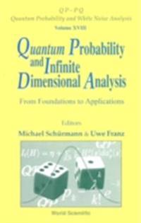 QUANTUM PROBABILITY AND INFINITE DIMENSIONAL ANALYSIS