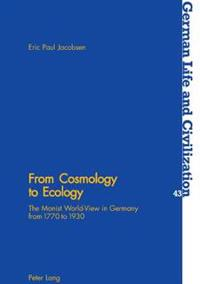 From Cosmology to Ecology