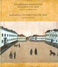 Pohjanmaan porvariston vuosisata 1750-1850 - Borgarliv i Österbotten 1750-1850