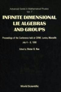INFINITE DIMENSIONAL LIE ALGEBRAS AND GROUPS