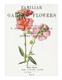 Familiar Garden Flowers: Rock-Rose: Decorative Notebook+journal (8.5 X 11)