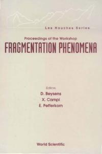 FRAGMENTATION PHENOMENA - PROCEEDINGS OF THE WORKSHOP