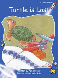 Turtle Is Lost